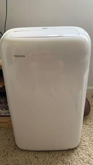 TOSHIBA portable ac for Sale in Turlock, CA