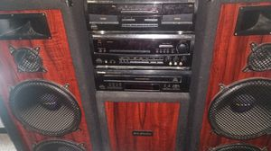 Techwood Pro Studio stereo system for Sale in Memphis, TN