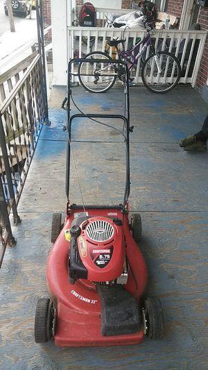 Craftman Lawn mower for Sale in Trenton, NJ