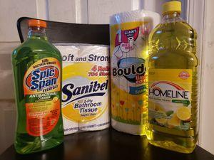 Suministros para la limpeza for Sale in Adelphi, MD