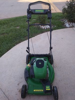 John deere lawnmower for Sale in Seagoville, TX