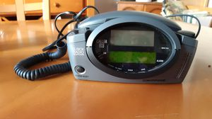 Telephone, answering machine, digital caller ID, clock radio and alarm all in one for Sale in Plantation, FL
