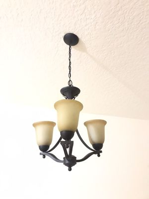 Ceiling lamp chandelier for Sale in Miami, FL