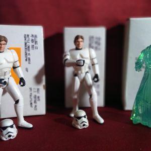 Star Wars Mail In Action Figures Kellogg's 1995 for Sale in Jonesboro, GA