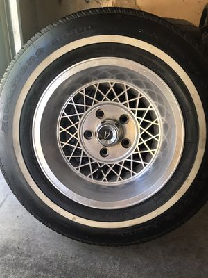 Wheels and tires for Sale in Bremerton, WA