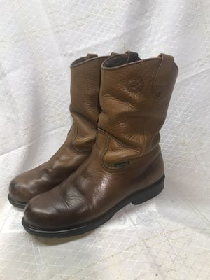 Georgia work boots size 10 1/2 only $85 for Sale in Grayson, GA