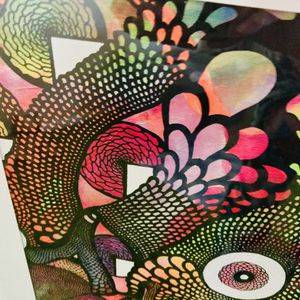 Ikea designer abstract art framed for Sale in Altamonte Springs, FL