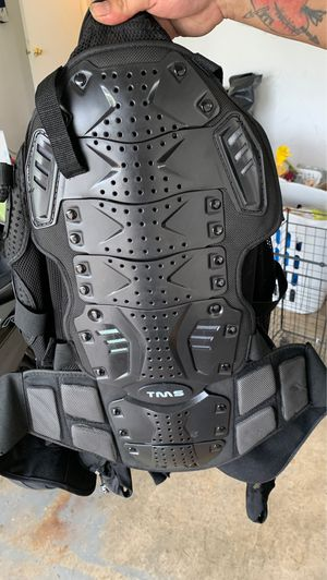 Armored motorcycle jacket - medium for Sale in Delray Beach, FL
