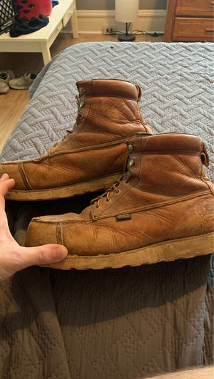 """Red Wing Irish Setter Wingshooter Safety Toe 6"""" Work Boot for Sale in St. Louis, MO"""