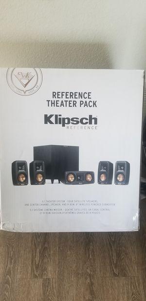 New Klipsch surround sound for Sale in San Diego, CA