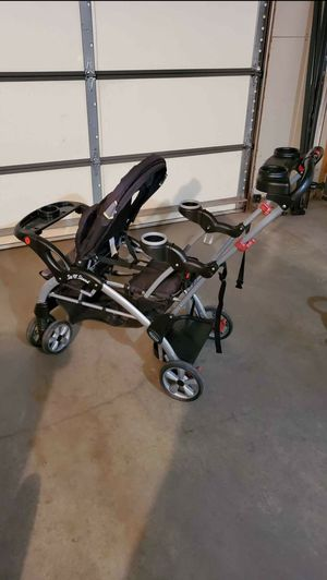 Stroller Baby Trend Sit and Stand for Sale in Menomonie, WI