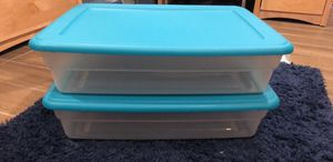 Under bed storage boxes for Sale in Tampa, FL