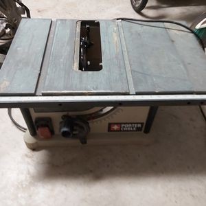 Porter cable table saw for Sale in Wimauma, FL