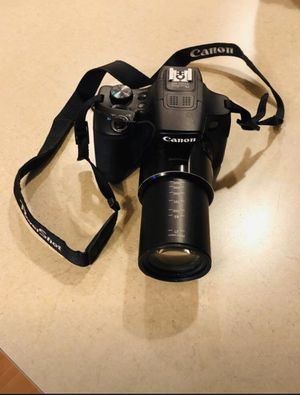 Canon Camera. Power Shot SX 60 HS for Sale in Olympia, WA