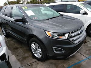 2017 ford edge extra clean And over 100 vehicles WELCOME EVERYONE NO CREDIT CHECK TODOS AQUI CALIFICAN NO NECESITA CREDITO for Sale in Phoenix, AZ