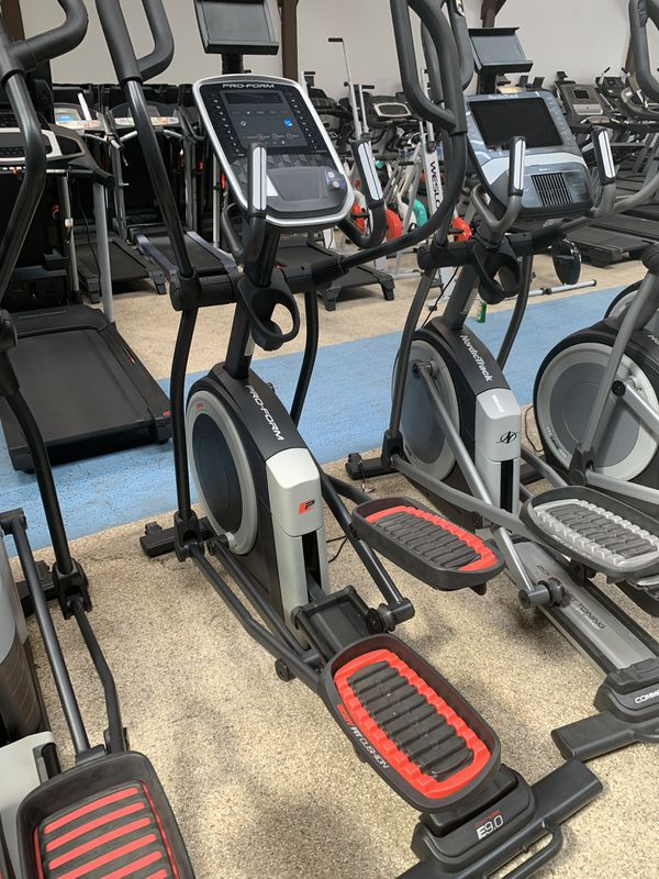 SLEEK Elliptical (with warranty) for cheap!!