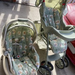 Graco Stroller And Car Seat System for Sale in Poway, CA