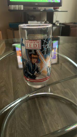 Star Wars ROTJ Burger King glass for Sale in Atlanta, GA