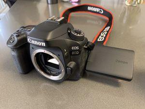 Canon 80D for Sale in Alexandria, VA