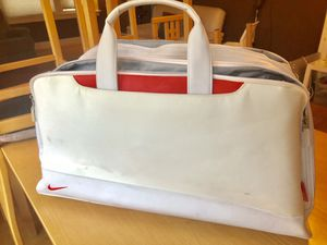 Nike White Duffle Bag for Sale in Portland, OR