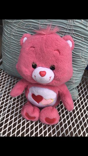Care bear plushie for Sale in Henderson, NV