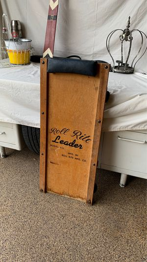 Vintage Roll Rite creeper for Sale in Chandler, AZ