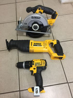 New 20v Dewalt tools $65 each for Sale in Los Angeles, CA