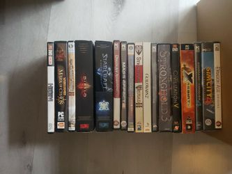 New And Used PC Games For Sale. for Sale in Los Angeles,  CA