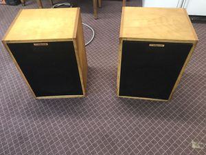 Speakers by klipsch for Sale in Bensenville, IL