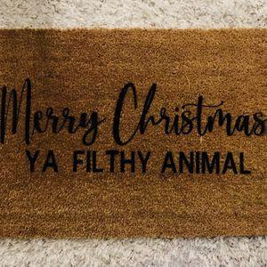 Christmas Door Mat for Sale in San Antonio, TX