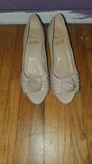 Red bottom Name brand designer heels for Sale in Littleton, CO