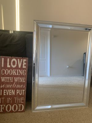 24x36 beveled mirror for Sale in Los Angeles, CA