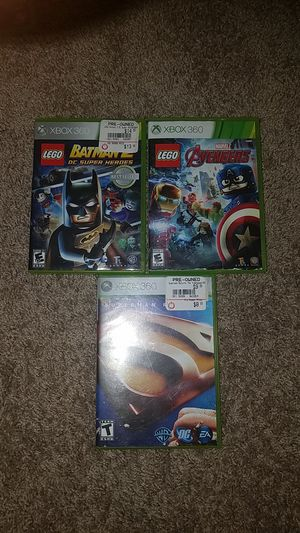 Xbox 360 games 4 dollars each for Sale in Cape Coral, FL