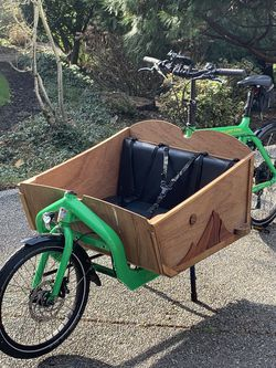 Bullitt Bikes Larry vs Harry Electric Cargo Bike for Sale in Portland,  OR
