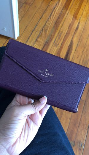 Kate Spade - iPhone 7 plus - Wallet Phone Case for Sale in Washington, DC