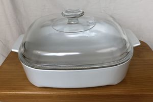 CorningWare - microwave browning dish for Sale in Laveen Village, AZ