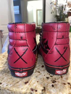 DEADPOOL X MARVEL VANS for Sale in Dallas, TX