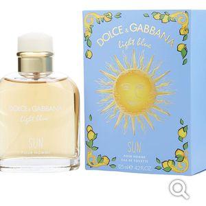 DOLCE GABBANA LIGHT BLUE SUN men for Sale in Rochester, NY