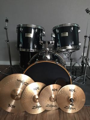 Mapex drum set Complete excellent condition Vseries for Sale in Glendora, CA