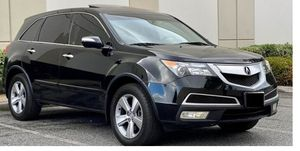 Looking Amazing 2012 Acura MDX SUV 3.7L Needs Nothing AWDWheels for Sale in Washington, DC