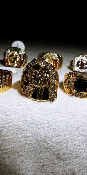 Gold plated,men's ring for Sale in Arlington Heights, IL