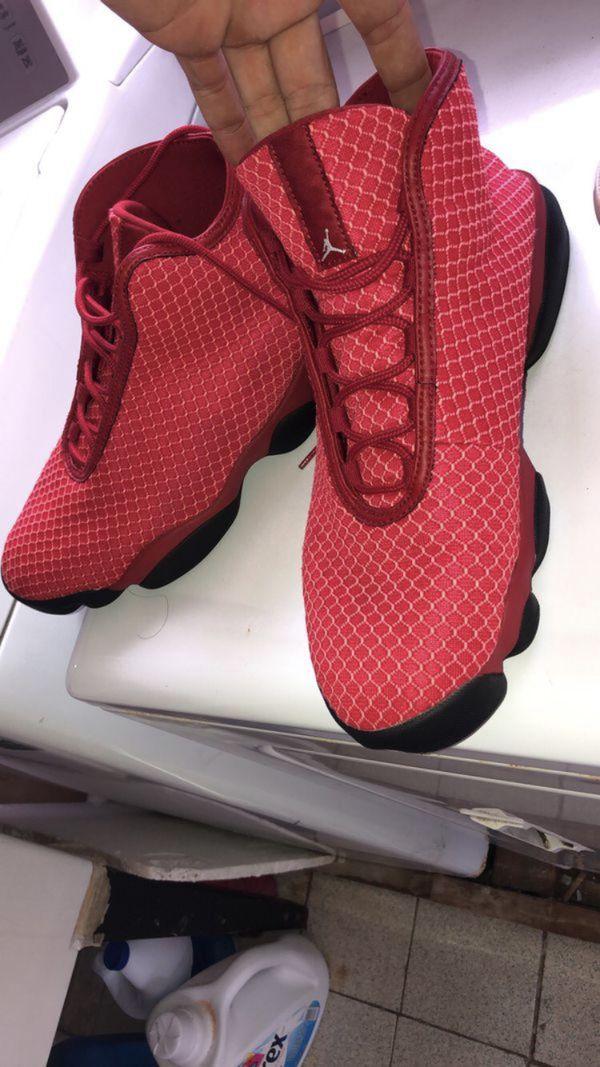 Air Jordan horizons gym red