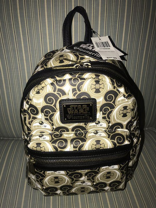 b630d95d099 Star Wars disney loungefly BB8 Mini Backpack for Sale in Canton