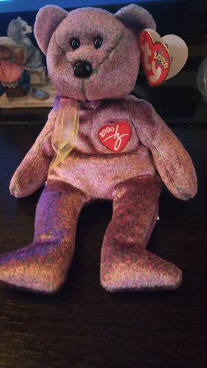 Ty Beanie Babies - 2000 Signature Bear for Sale in Whittier, CA