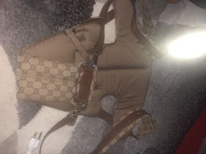 gucci baby carrier for sell for Sale in Oxon Hill, MD