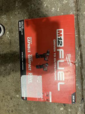 Miwalkee power tool set for Sale in Bloomington, CA