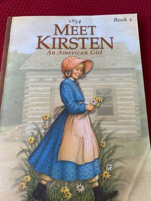 American Girl Doll Book for Sale in Fort Myers, FL