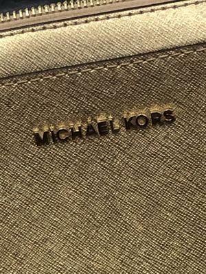 Michael Kors Chain Bag Purse Gold for Sale in Scottsdale, AZ