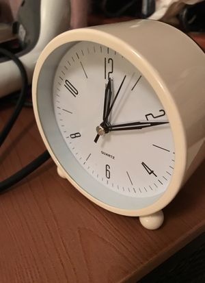 new minimal alarm clock for Sale in Brooklyn, NY