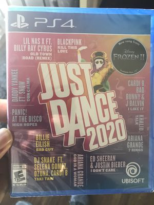 Ubisoft Just Dance 2020 for Sale in Baltimore, MD